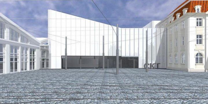 Rozbudowa Muzeum Techniki i Komunikacji