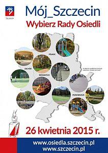 Wybory do Rady Osiedli w Szczecinie