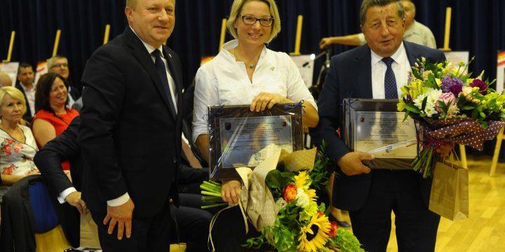 Obchody 20-lecia partnerstwa miast Police i Pasewalk