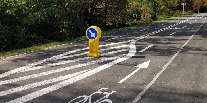 Nowe ścieżki rowerowe w Świnoujściu