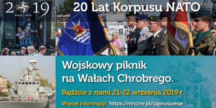 20 lat korpusu NATO