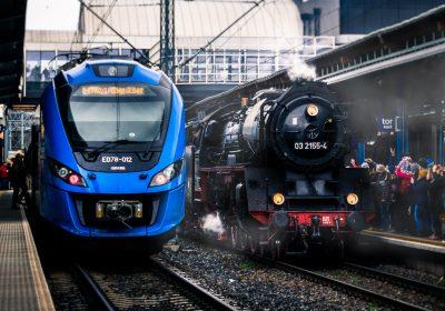 Hybrydowe pociągi w regionie