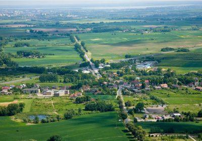 Nowa droga w Gminie Kołbaskowo