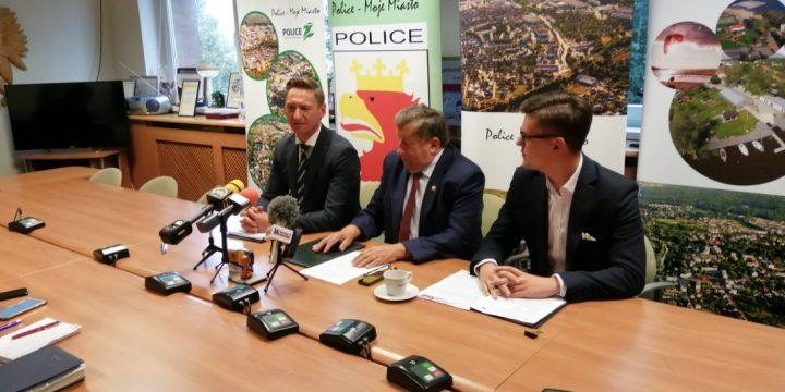 Police inwestują w zmiany komunikacyjne