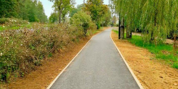 Droga rowerowa do Starego Czarnowa gotowa