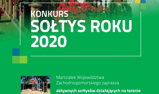 "Rusza konkurs ""Sołtys roku"" 2020"