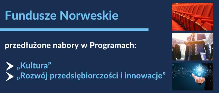 Fundusze Norweskie – wydłużono termin składania wniosków