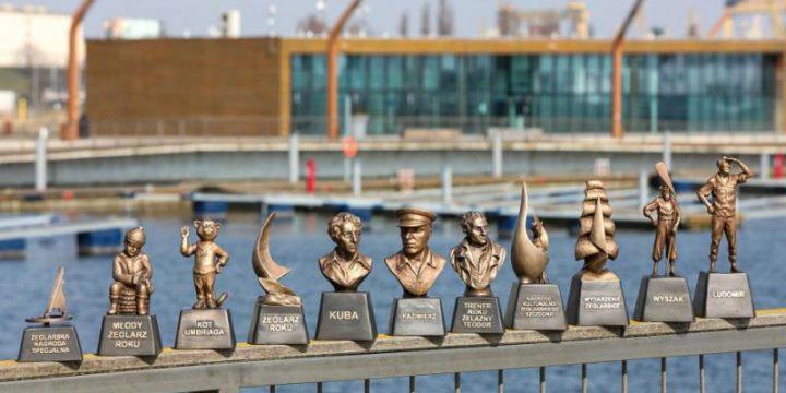 Przyznano Międzynarodowe Nagrody Żeglarski Szczecina.