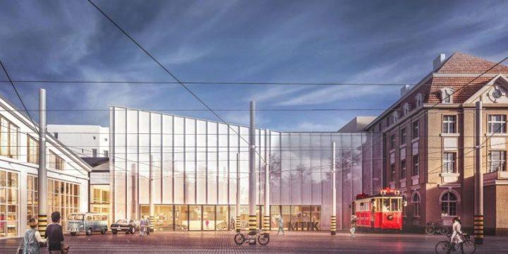 7 ofert na przebudowę Muzeum Techniki i Komunikacji w Sczecinie