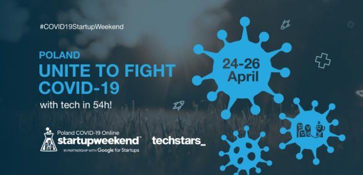 Polscy startupowcy walczą z Covid-19 na Global Startup Weekend