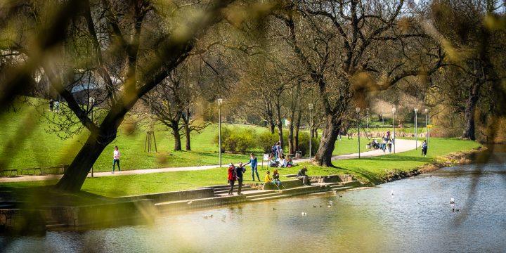 Otwarto parki i lasy miejskie