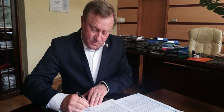 Wystąpienie Starosty Polickiego do Prezesa Rady Ministrów Rzeczypospolitej Polskiej