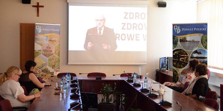 """Powiat Policki """"Zdrowym Samorządem"""""""