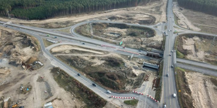 Węzeł Kijewo zostanie dokończony