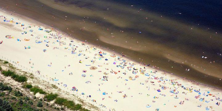 Najlepsze plaże są w Świnoujściu