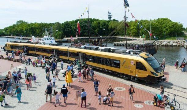 Pomorze Zachodnie: pociągiem nad morze szybko i bezpiecznie