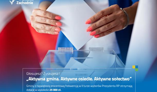"""Konkurs """"Aktywna gmina. Aktywne osiedle. Aktywne sołectwo""""."""