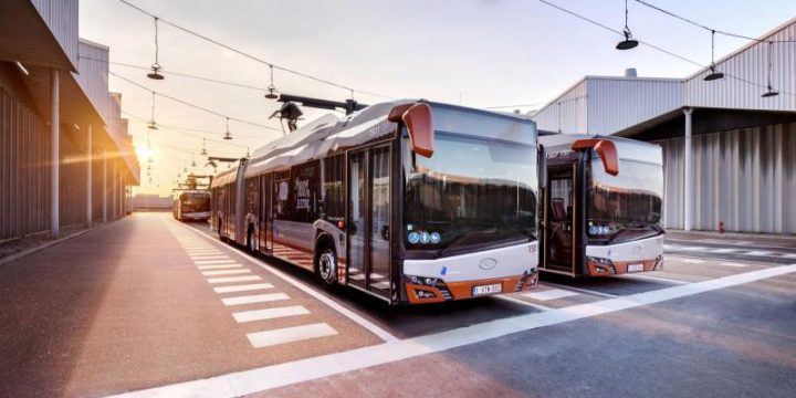 Został wybrany dostawca elektrobusów dla Szczecinian