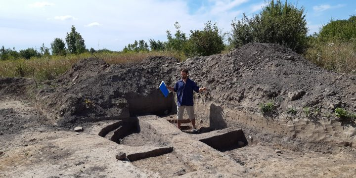 PRACE ARCHEOLOGICZNE W OKOLICY OSTOI – OSADA SPRZED 7 TYSIĘCY LAT