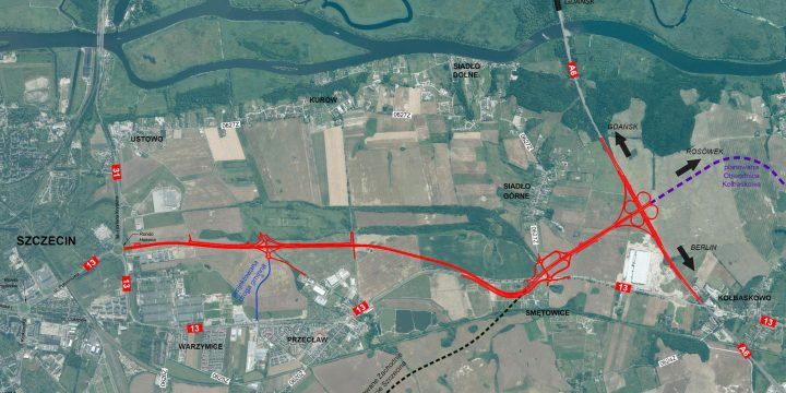 GDDKiA otworzyła oferty cenowe obwodnicy Przecławia i Warzymic