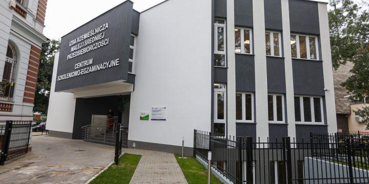 Nowe centrum szkoleniowo-egzaminacyjne dla zachodniopomorskich rzemieślników