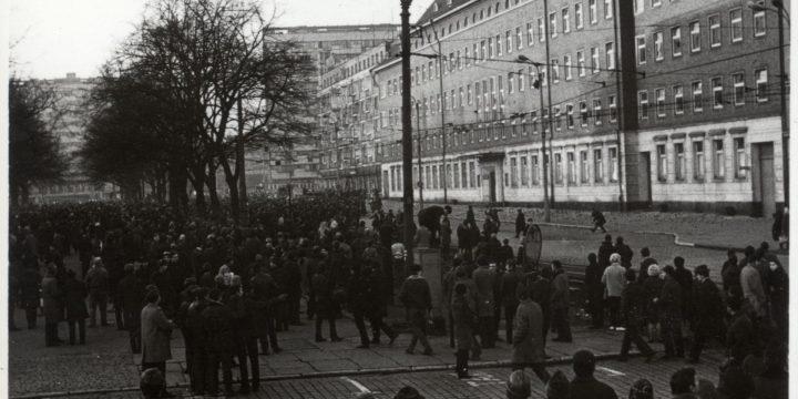 Szczeciński Grudzień '70. Wydarzenia upamiętniające