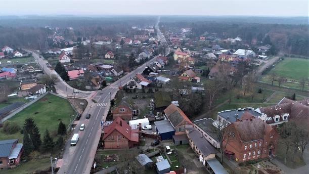Zakończyła się duża inwestycja drogowa z Programu Współpracy Transgranicznej Interreg
