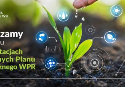 Konsultacje społeczne projektu Planu Strategicznego dla Wspólnej Polityki Rolnej
