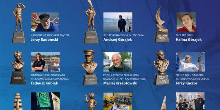 Przyznano Międzynarodowe Nagrody Żeglarskie Szczecina