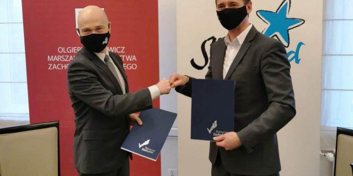 Kolejna umowa w ramach ZIT SOM podpisana