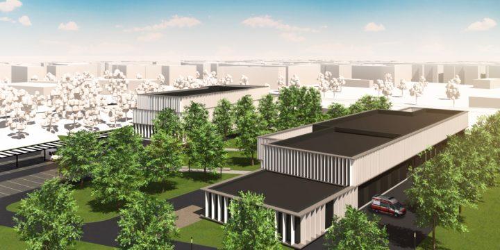 Rusza budowa nowej siedziby Wojewódzkiej Stacji Pogotowia Ratunkowego w Szczecinie