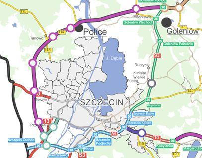 Wsparcie dla Zachodniego Obejścia Szczecina – Apel Samorządowców