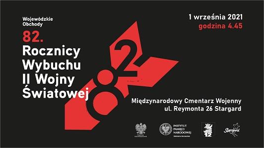 Wojewódzkie obchody 82. rocznicy wybuchu II wojny światowej