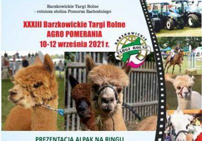 Barzkowice XXXIII Targi Rolne